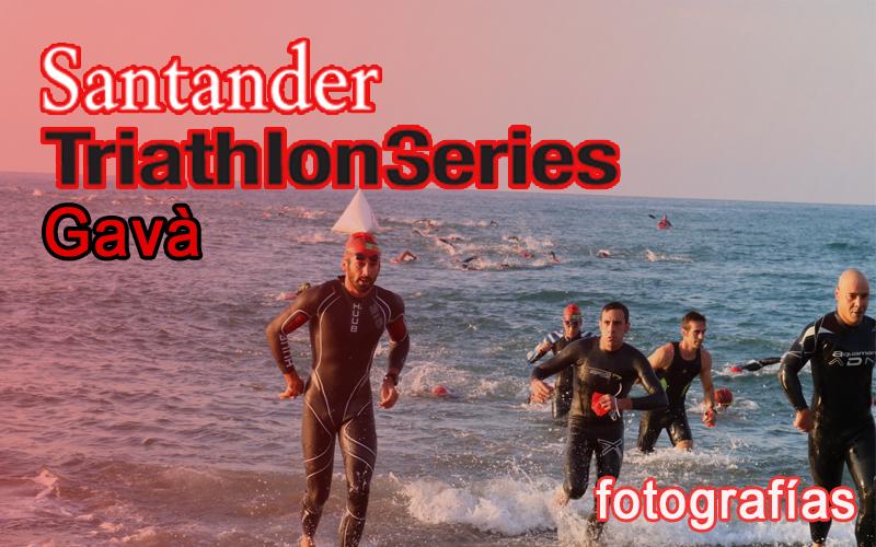 Santander Triathlon Series Gavà 2017