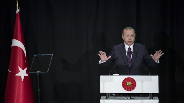 Η Τουρκία και ο Ταγίπ Ερντογάν δεν θα αλλάξουν