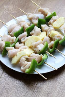 pineapple-pepper-chicken-skewers