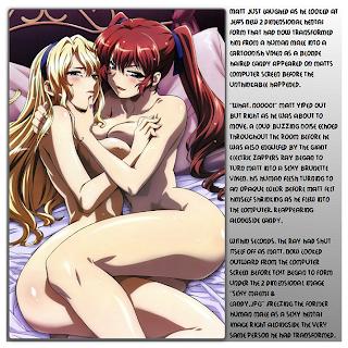 futanari transformation hentai