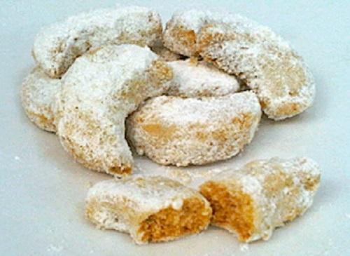Resep Kue Putri Salju Kacang Mete Maknyus Spesialresepcom