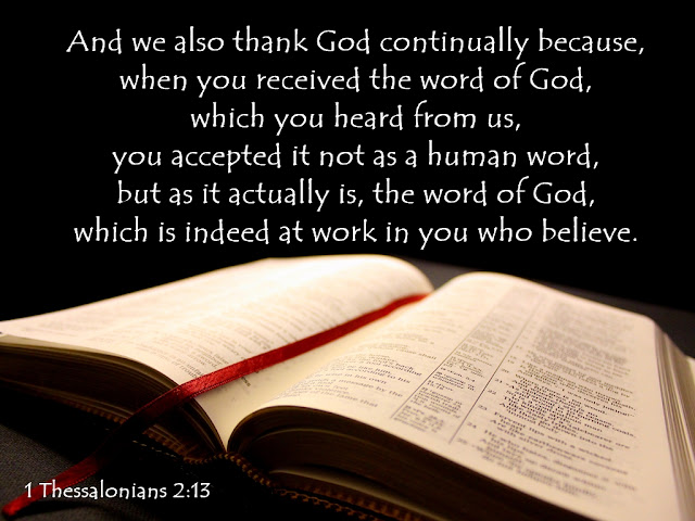 His Word In Pictures