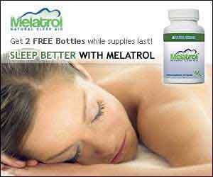 Does melatrol help for sleep aid
