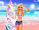 Nina Surfer Girl