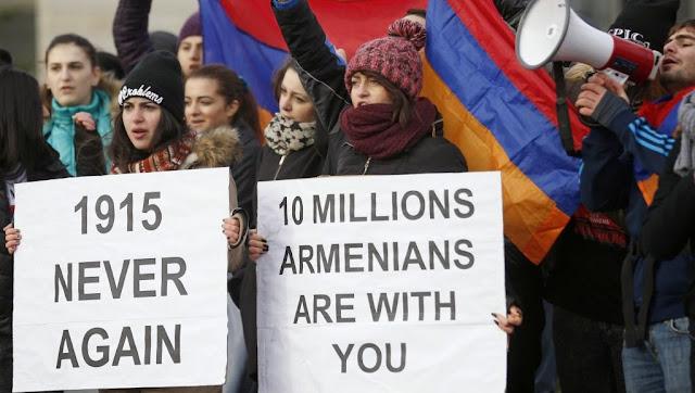 Michoacán reconoce y condena el genocidio armenio