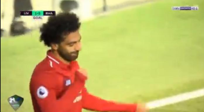 محمد صلاح يقود ليفربول للفوز على برايتون بهدف نظيف  فى الدورى الانجليزى