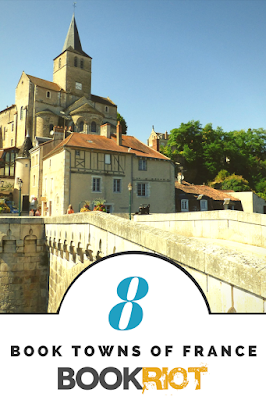 book towns of france