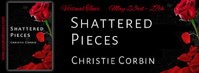 """""""Shattered Pieces"""" @Christie_Corbin Book Tour & Amazon Gift Card #Giveaway - @TastyBookTours"""