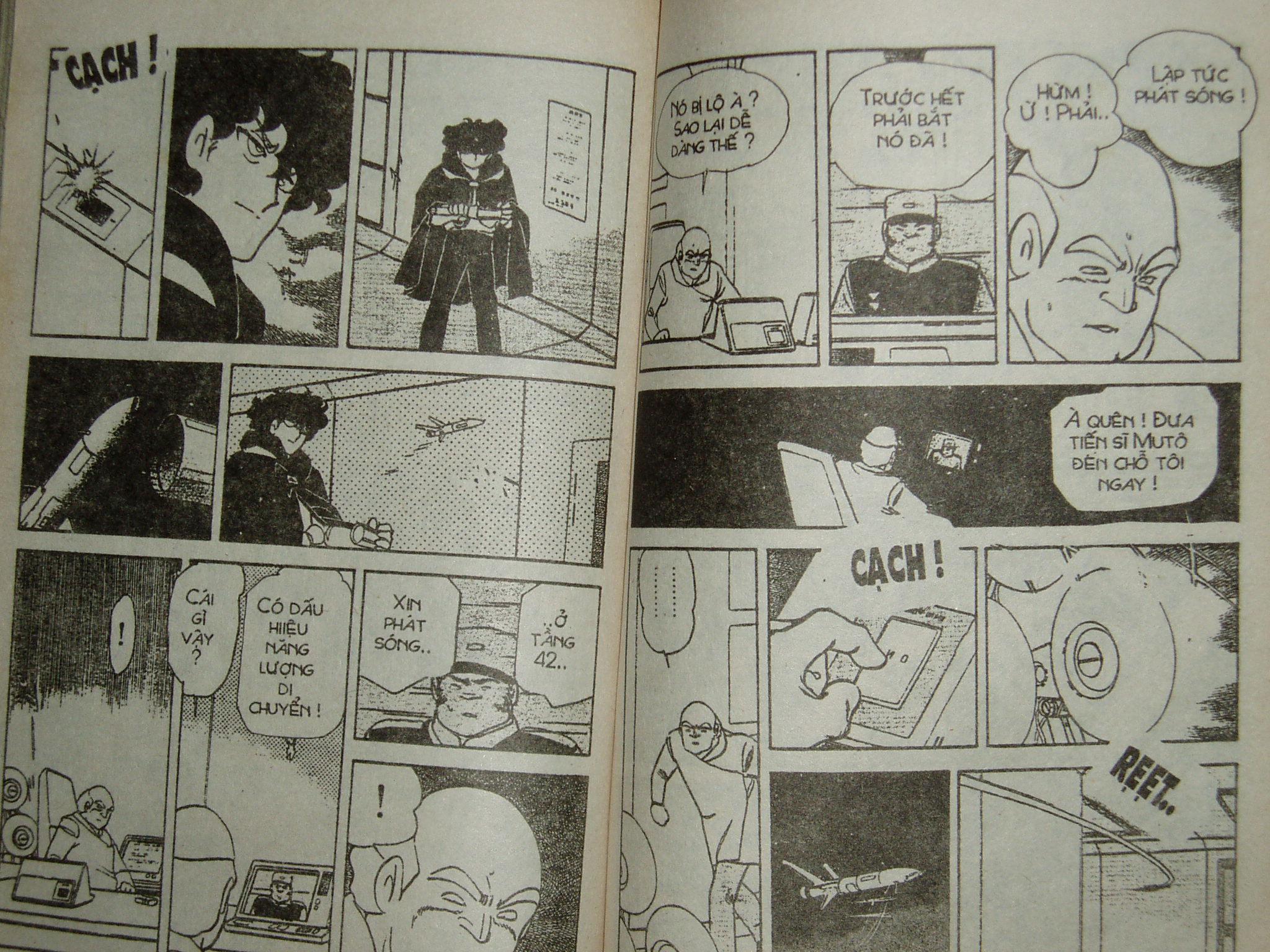 Siêu nhân Locke vol 14 trang 58