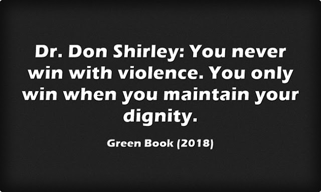 DR. Don Shirley Quote green book movie quotes