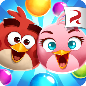 Angry Birds POP Bubble Shooter Apk Mod v2.10.0 (Mod Money)