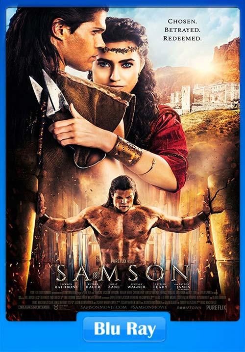 Samson 2018 720p BluRay x264 | 480p 300MB | 100MB HEVC Poster