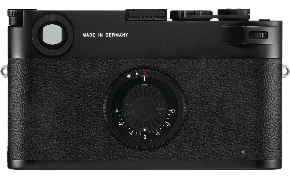 Leica M10-D, вид сзади