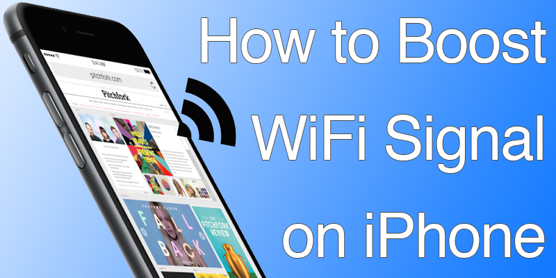 how to get wifi on ipad from iphone