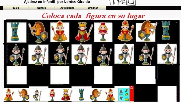 http://lourdesgiraldo.net/recursos/ajedrez/ajedrez.html