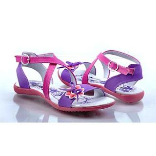 Contoh Sandal Anak Cewek