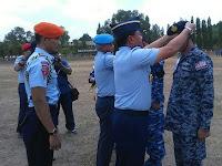 KSAU Tutup Latihan Militer Elang Malindo 2017