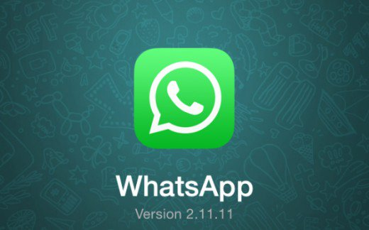 new whatsapp update