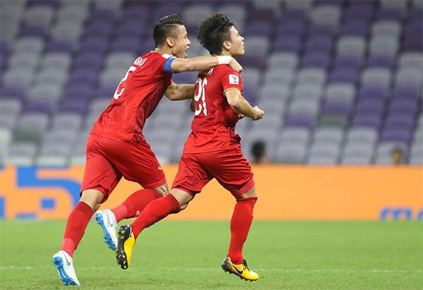 Đội tuyển Việt nam chính thức giành tấm vé cuối cùng vào vòng 2 asean cup 2019