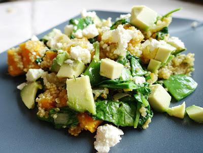 One Pot Quinoa mit grünem Gemüse