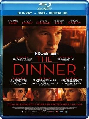 The Dinner (2017) English Full HD 1080p & 720p BluRay