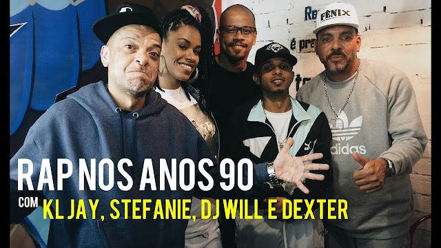 RAP NOS ANOS 90 - Programa Freestyle em parceria com Rap Burguer reune um time de peso para uma troca de ideia e vivência.