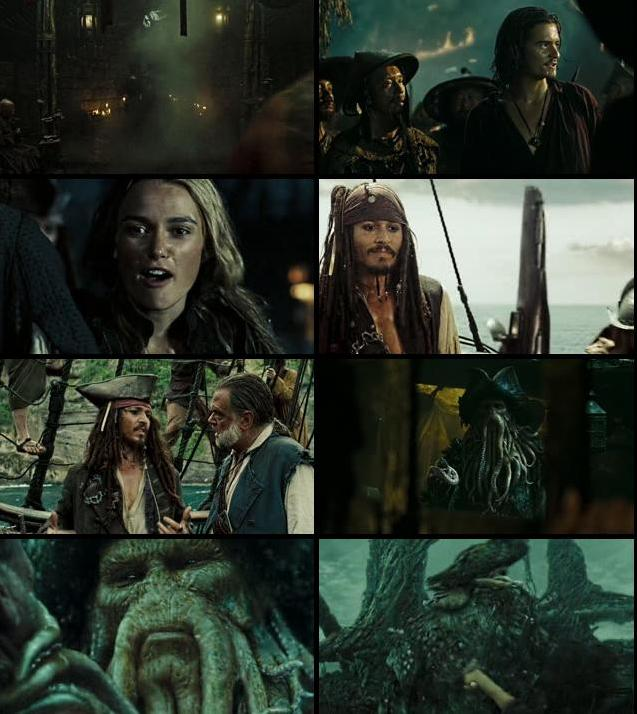 Pirates of the Caribbean At Worlds End 2007 Dual Audio Hindi 480p BluRay