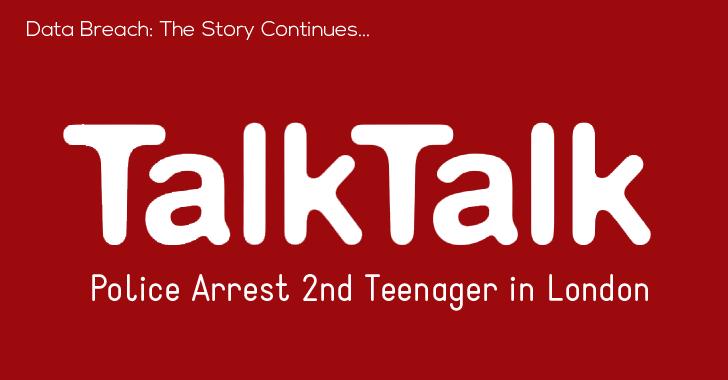 TalkTalk Hack: Police Arrest Second Teenager in London