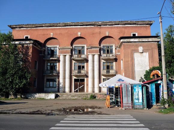 Костянтинівка. Вул. Олекси Тихого. Колишній гуртожиток заводу скловиробів. 1938 р.