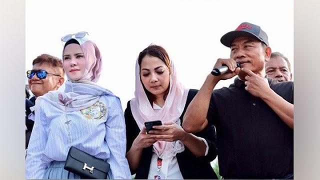 Jokowi Cabut Remisi Pembunuh Wartawan, Moeldoko: Presiden Tidak Menutup Hati..