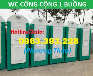 Cung cấp Nhà vệ sinh di động, Nhà vệ sinh Composite