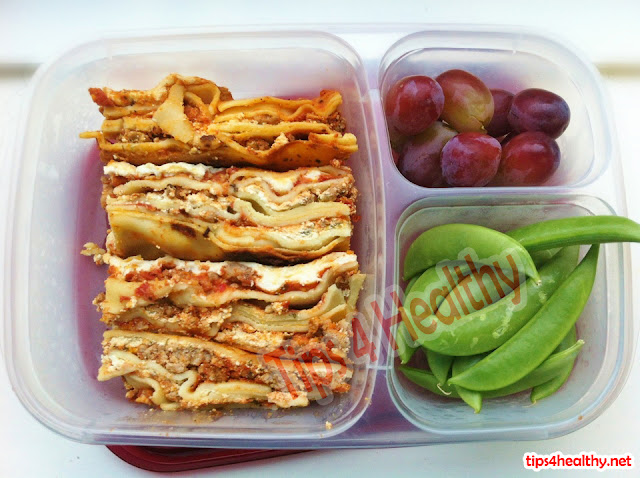 Simple Ideas of Healthy Lunches for Work