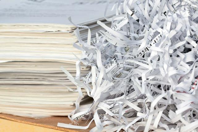 Keuntungan Layanan Penghancuran Arsip Dari RDS