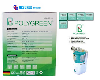 Jual Nebuliser Ploygreen