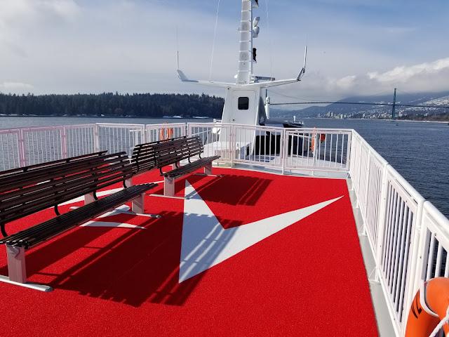 v2v viewing deck