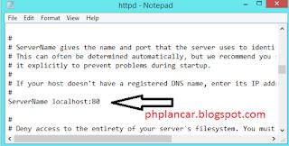 3 - Tutorial Mengganti Port Pada Mysql Dan Apache Di Xampp Versi Terbaru