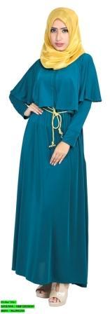 Busana Muslim Wanita Gamis Raindoz RRZ 001