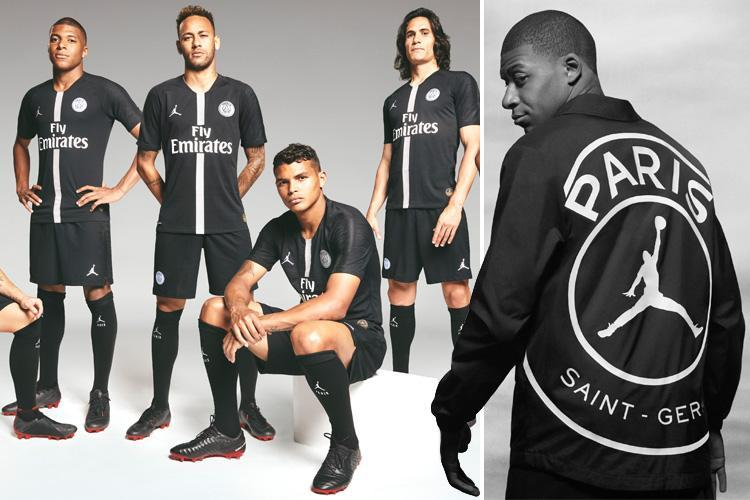 purchase cheap 73ddf a3007 Only 4 Teams With More Shirt Sales - Paris Saint-Germain To ...