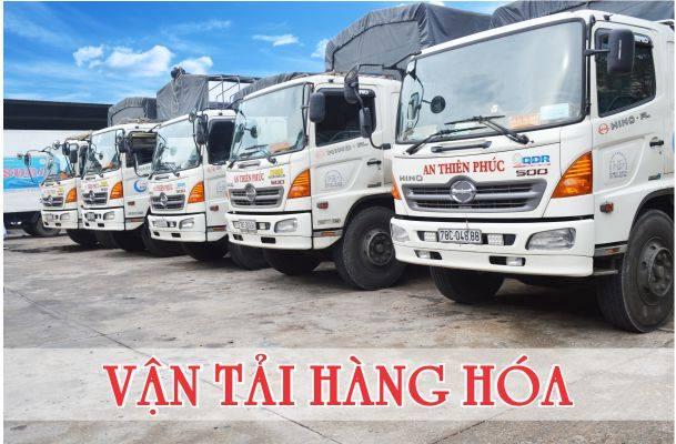 Dịch vụ vận tải hàng hóa tại Phú Yên - Vận tải hàng hóa bằng đường bộ có quan trọng hay không?