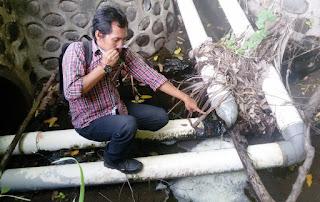 Warga Lombok Utara Keluhkan Limbah Tambak Udang