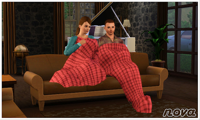 My Sims 3 Poses Blanket Poses By Nova