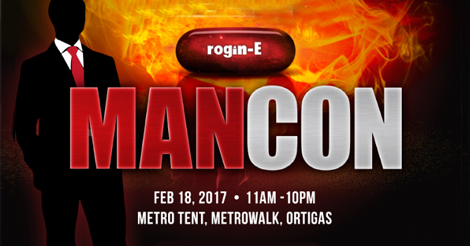 Rogin-E Man Convention 2017