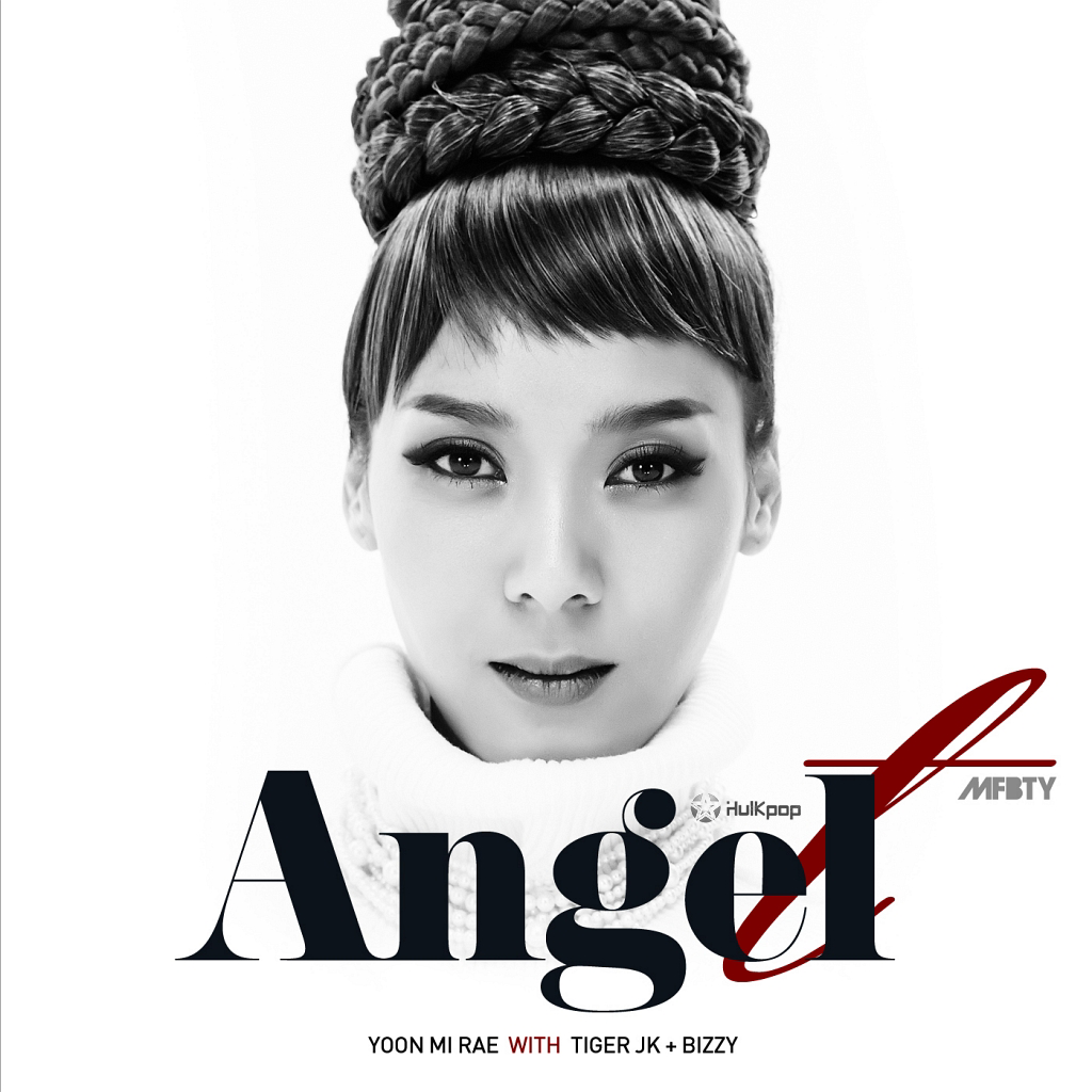 [Single] Yoon Mi Rae, Tiger JK, Bizzy – Angel (FLAC)