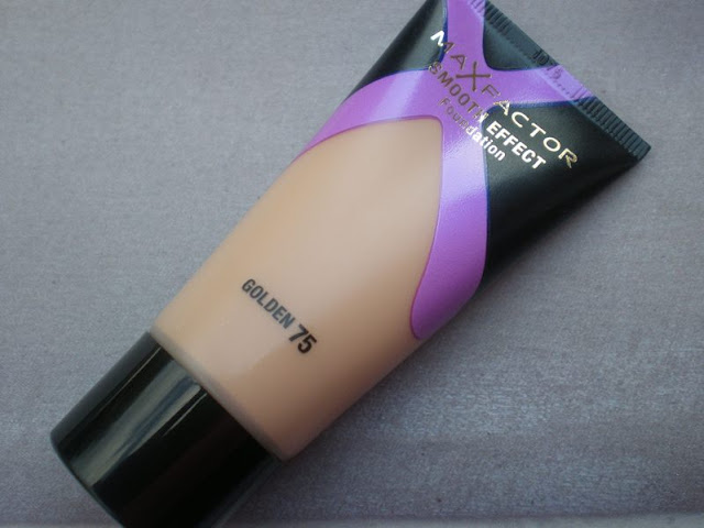 Max Factor new foundation