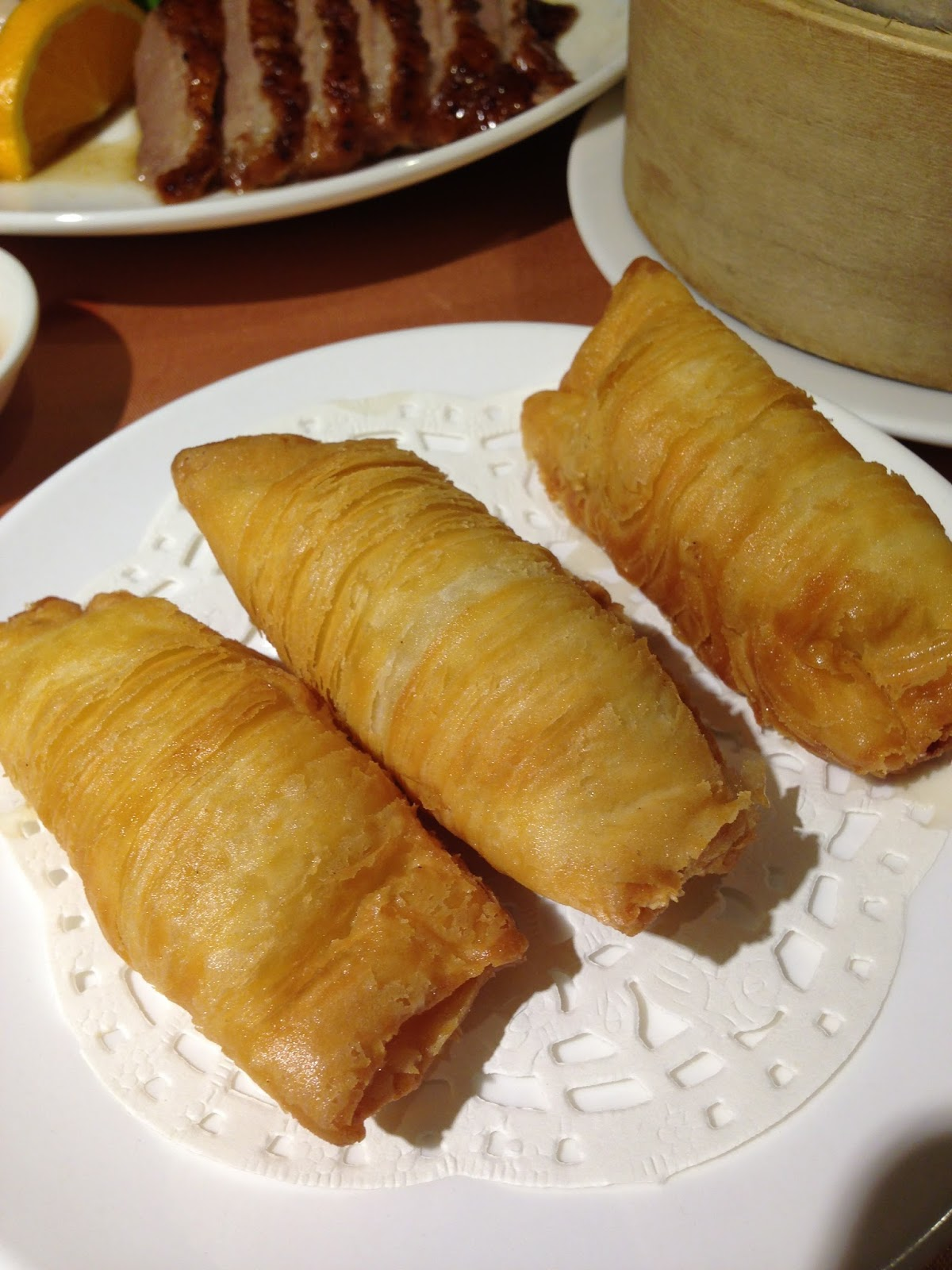 MoVe on 旅食: [臺北] 推薦吉品海鮮餐廳的港式點心. 高檔餐廳的平價選擇~(敦化南路店)