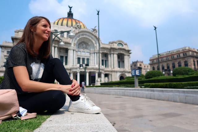 ciudad de mexico palacio bellas artes a golpe de objetivo