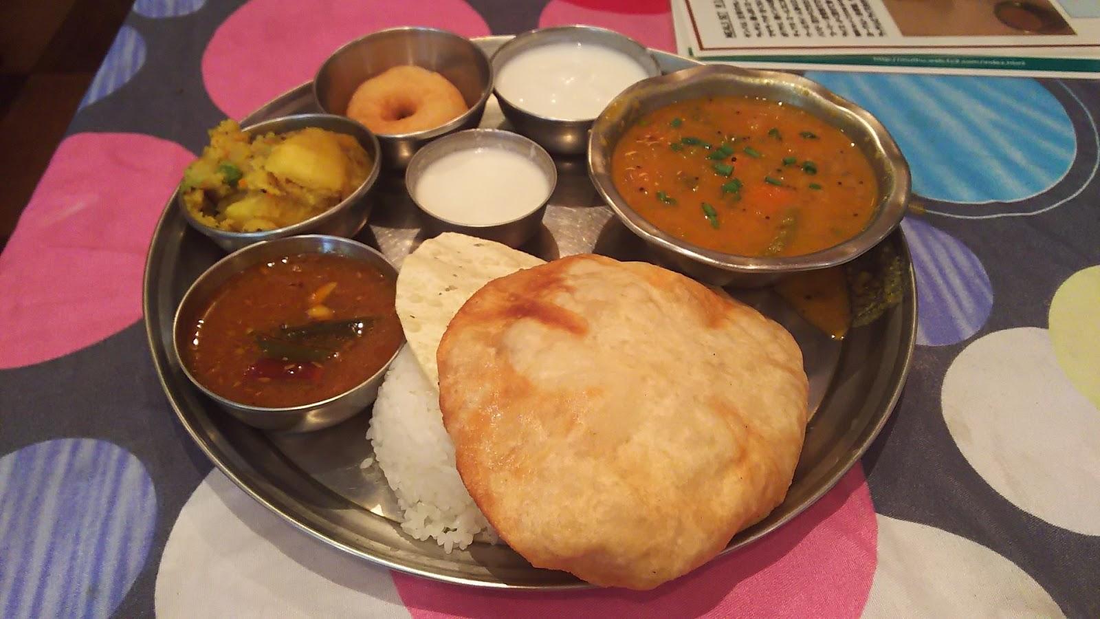 新宿西口「インド料理ムット(MUTHU)」ミールスセット|新宿 ...