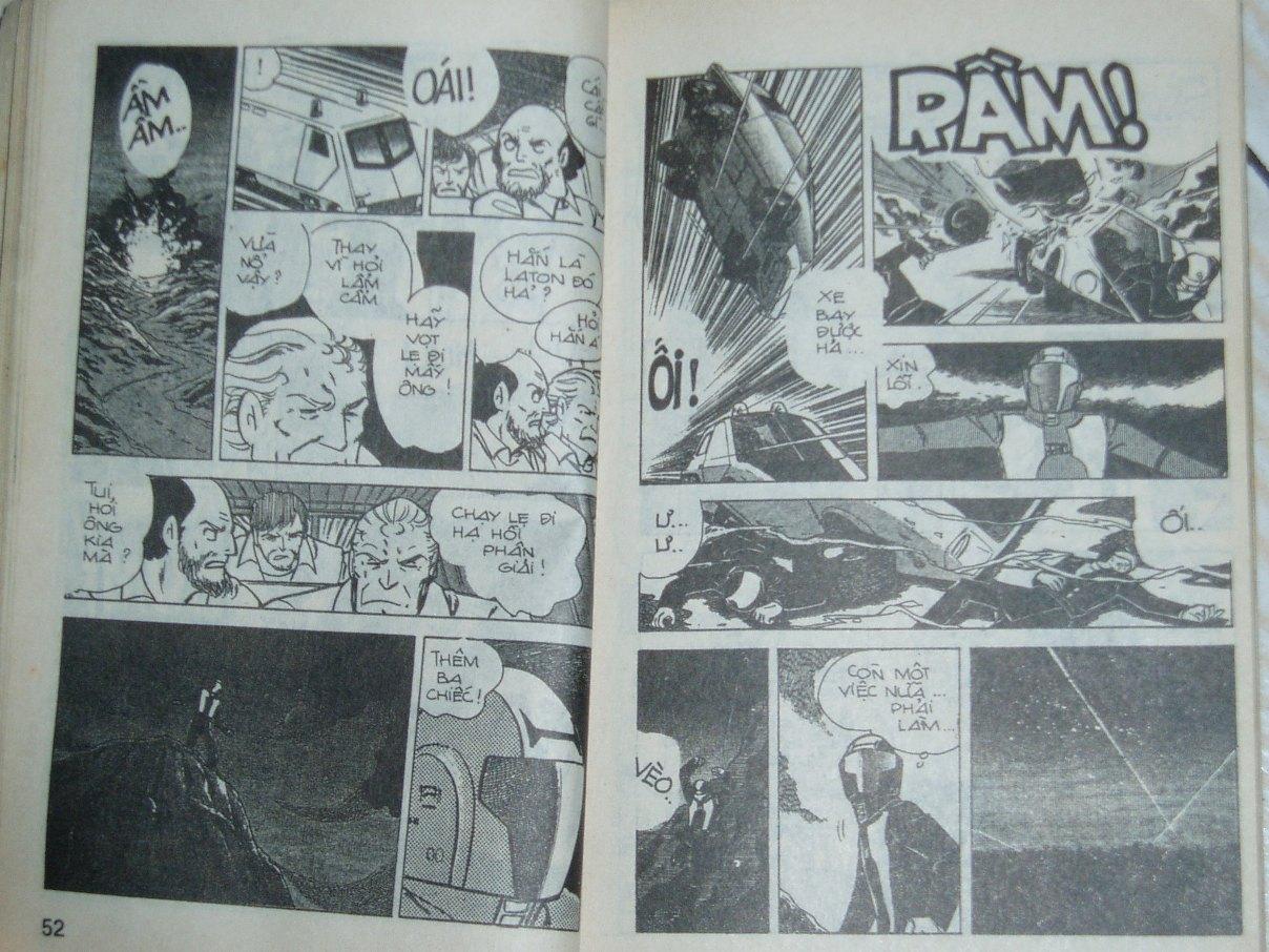 Siêu nhân Locke vol 03 trang 26