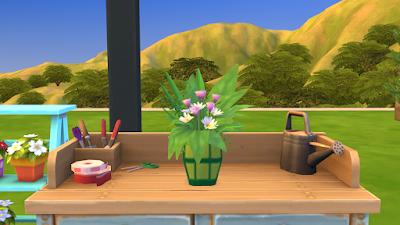 sims 4 flower bouquet