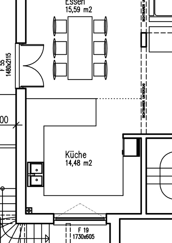 Unser Traumhaus Danwood Point 238 Im Odenwald Kuchenplanung Die